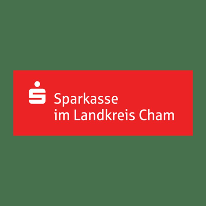 Sparkasse Cham Logo
